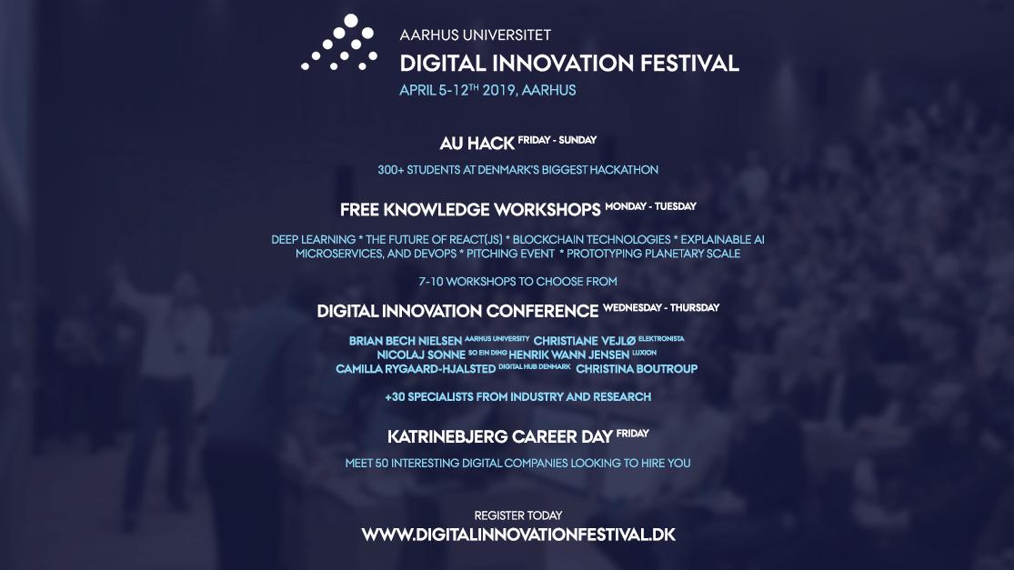 Digital Innovation Festival - Digital Innovation Festival