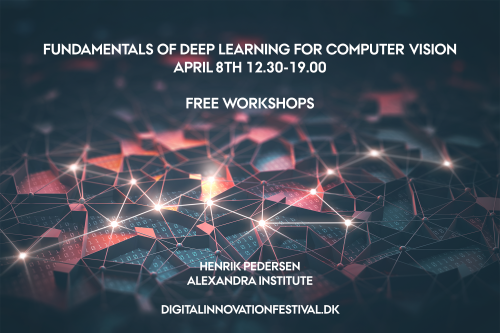 Workshop - deep learning